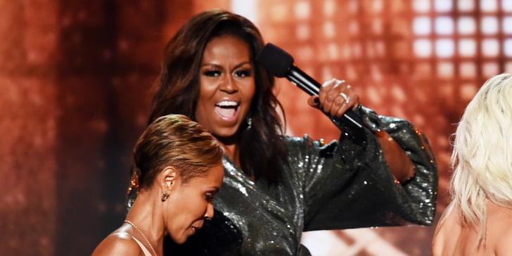 Grammys 2019 Australia: Michelle Obama At The 2019 Grammys