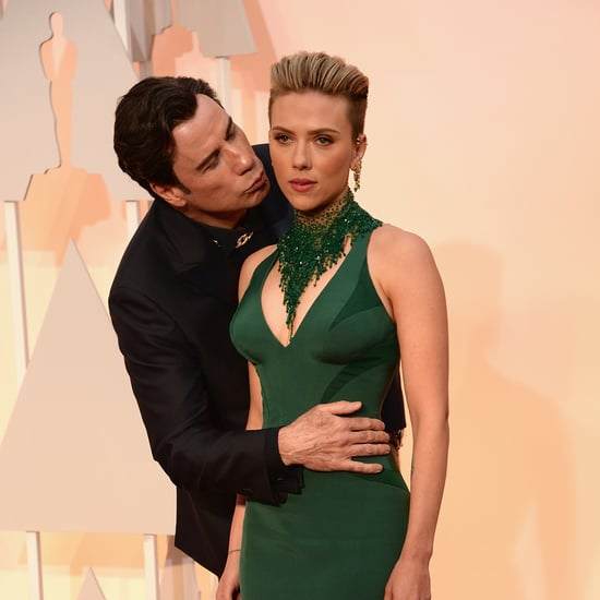 2015 Oscars Best Red Carpet Moments