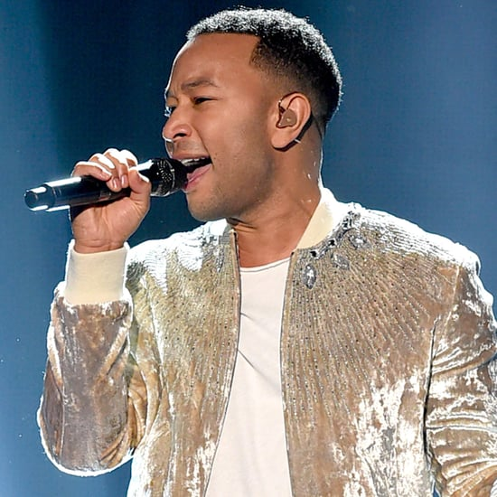 John Legend's American Music Awards Performance 2016