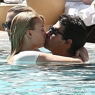 Joe Jonas and Sophie Turner Kissing in Miami August 2018