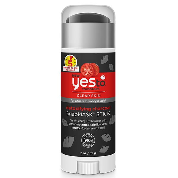 Tomatoes Detoxifying Charcoal Mini Duo by yes to #17