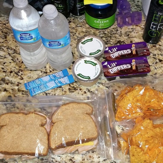 Mom Makes Extra Lunches For Son's Classmate