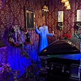 The Haunted Mansion-Inspired Parlor Room