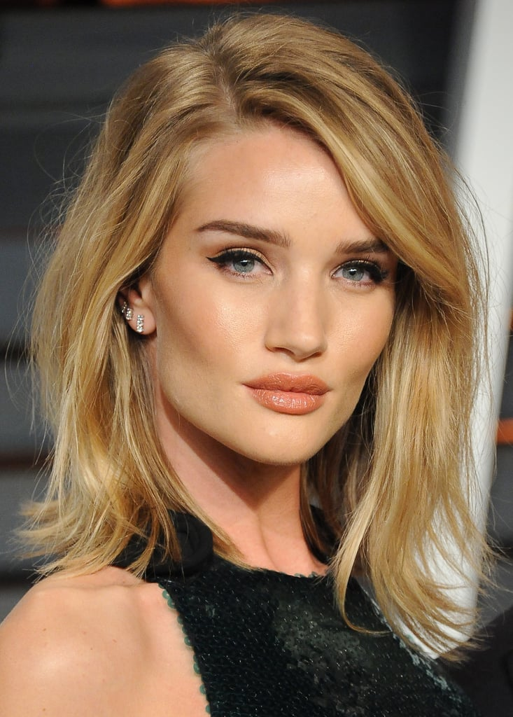 Consider, that Rosie huntington whiteley hair theme