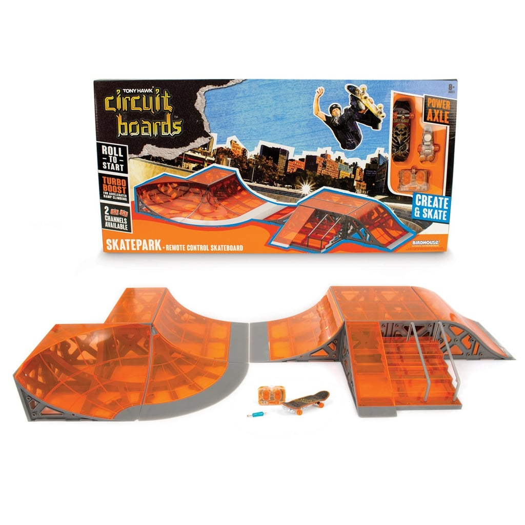 HEXBUG Tony Hawk Circuit Boards Skatepark