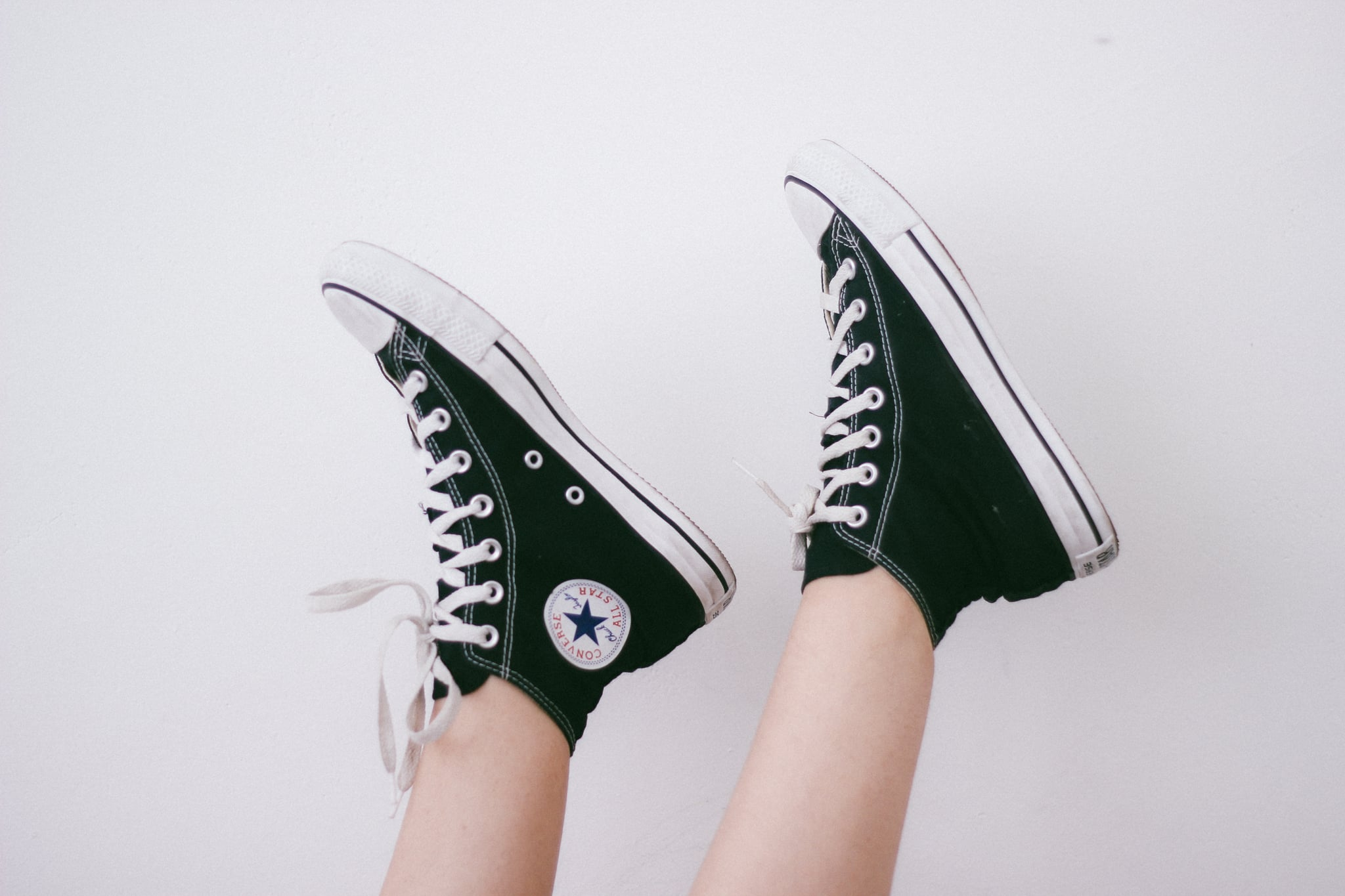Yes, a Podiatrist Says You Can Work Out in Converse — but Only These Specific Exercises