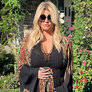 Jessica Simpson Third Pregnancy Pictures