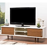 Baxton Studio Gemini Wood Contemporary TV Stand