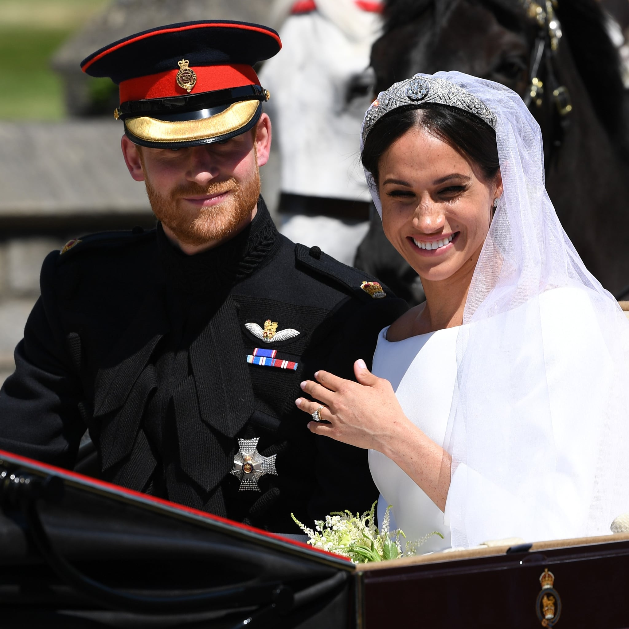 Prince Harry And Meghan Markle Wedding Gifts Popsugar Middle East