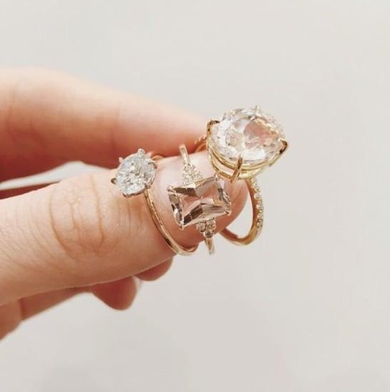 1 Carat Diamond Rings