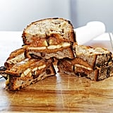 Fig Panini With Almond Butter