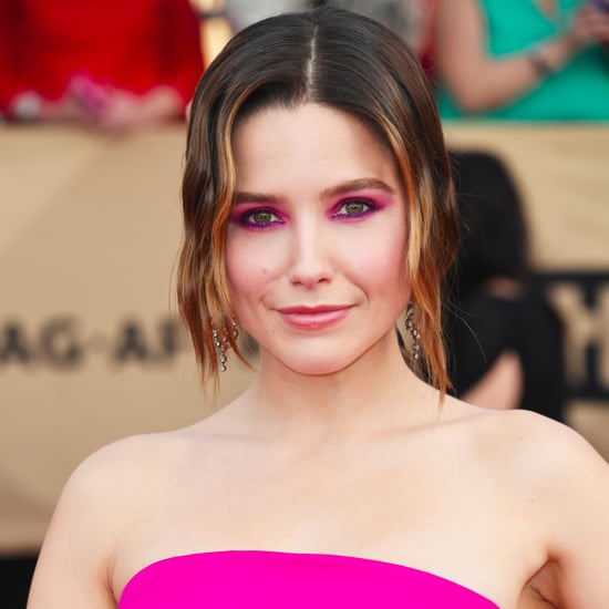 Sophia Bush Makeup at SAG Awards 2017