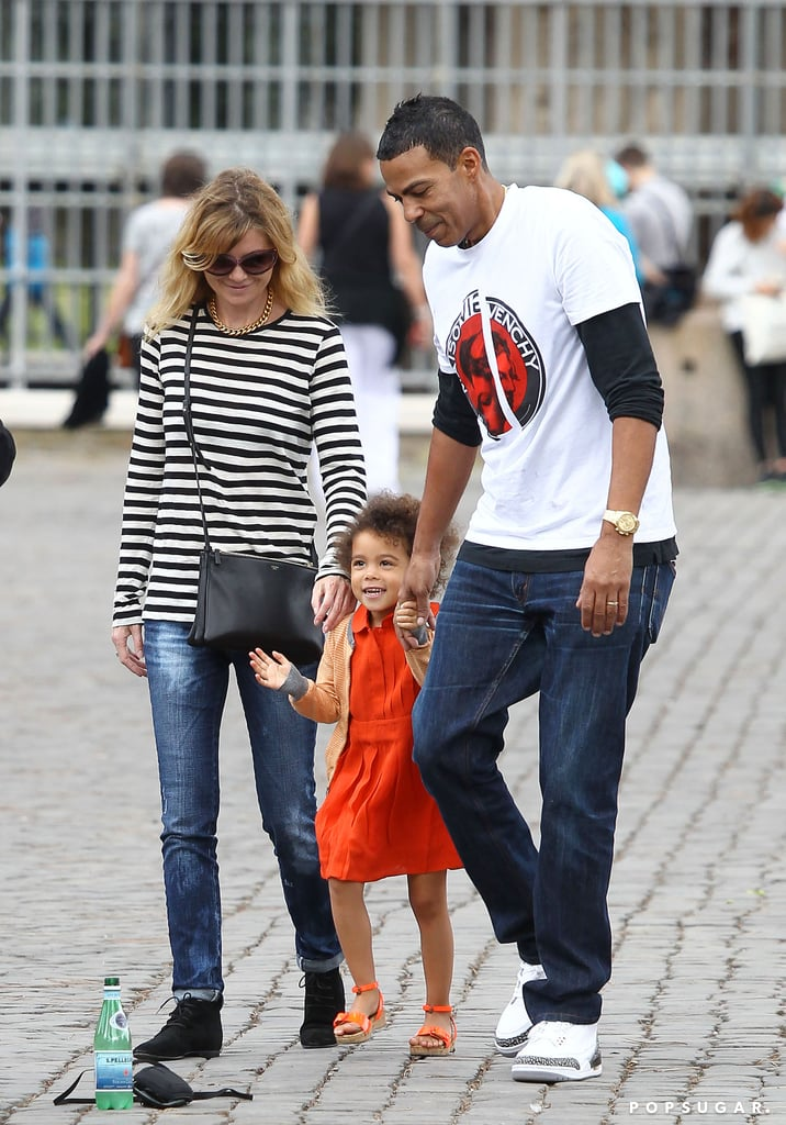 Ellen Pompeo On A Family Vacation In Rome Pictures Popsugar Celebrity Photo 9