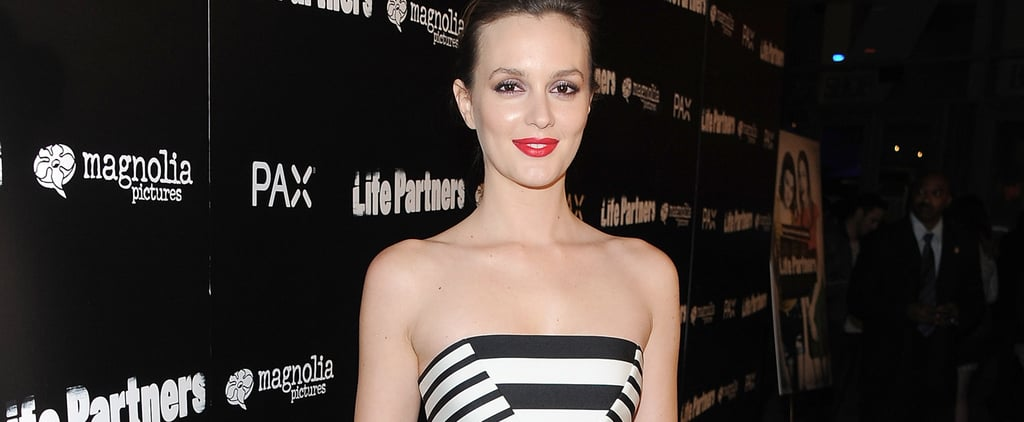 Leighton Meester's Outfits Have Never Been Better