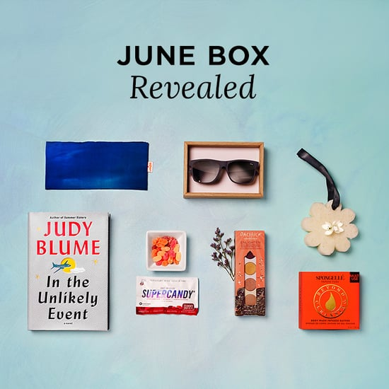 POPSUGAR Must Have June Must Have Box 2015 Reveal