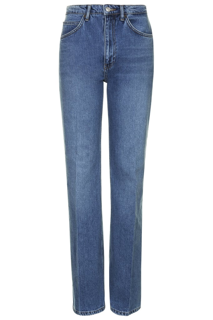 Topshop Moto Quinn Flared Jeans ($75)
