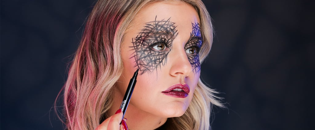 Halloween Costumes With Eyeliner | Tutorial