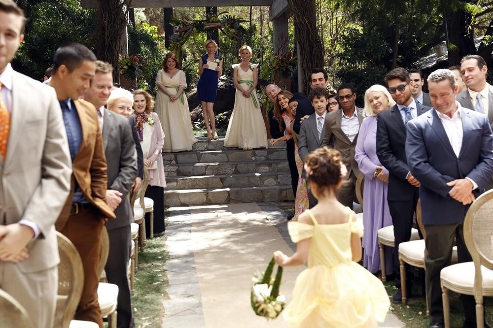Aww Lily Makes An Adorable Flower Girl