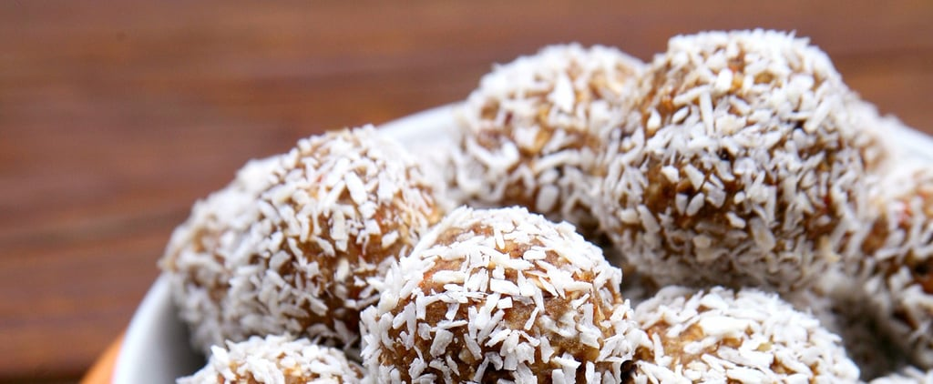 The Protein Ball Formula to Customize Whatever Flavor Your Heart Desires