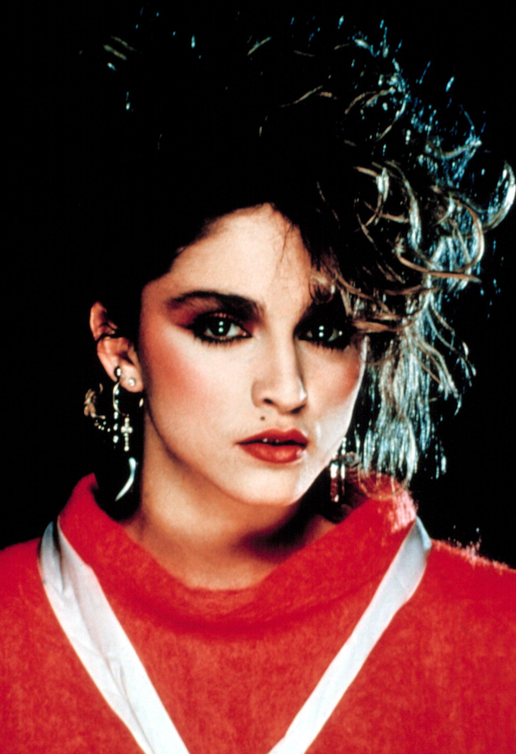 Madonna S Hair Popsugar Beauty