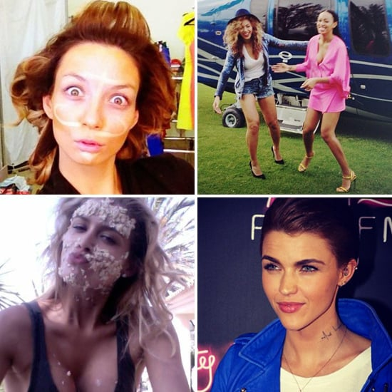 Candid Celebrity Photos From Twitter and Facebook From Ruby Rose, Ricki-Lee Coulter, Whitney Port and More