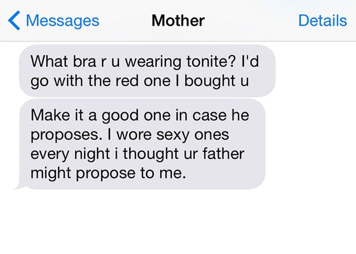 Crazy Jewish Mom Funny Text Messages on Instagram