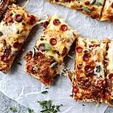 Ciabatta Pizza Bread