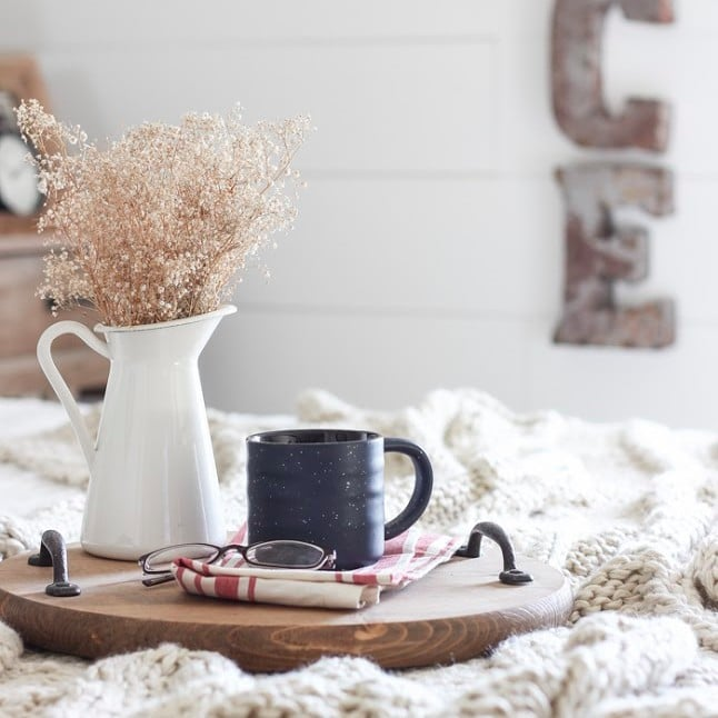Winter Home Decorating Ideas Part - 24: PopSugar