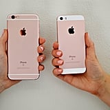 So what are the differences between the iPhone 6S and the iPhone SE?