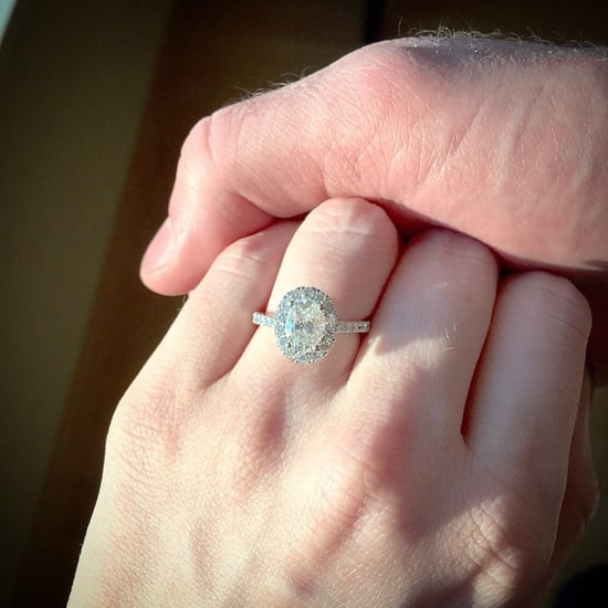 How to Take the Best Engagement Ring Selfie