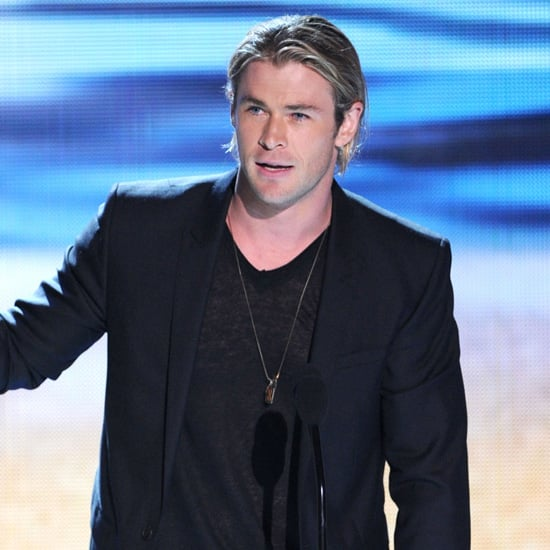 6. Chris Hemsworth