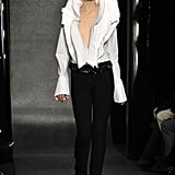 New York Fashion Week: Donna Karan Fall 2010