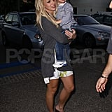 Photos of Britney and her Boys