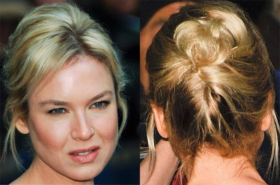How-To: Renée Zellweger's Simply Chic Pin 'n' Twist