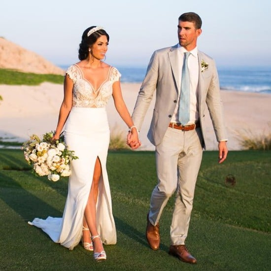 Michael Phelps and Nicole Johnson Wedding Pictures 2016
