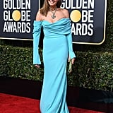 Allison Janney at the 2019 Golden Globes