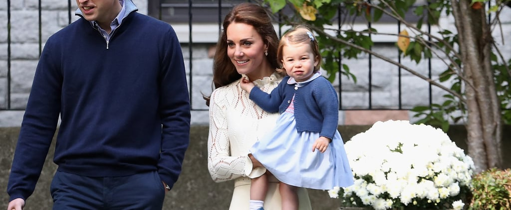 Kate Middleton's Perfect White Dress Just Earned Her Super-Mom Status