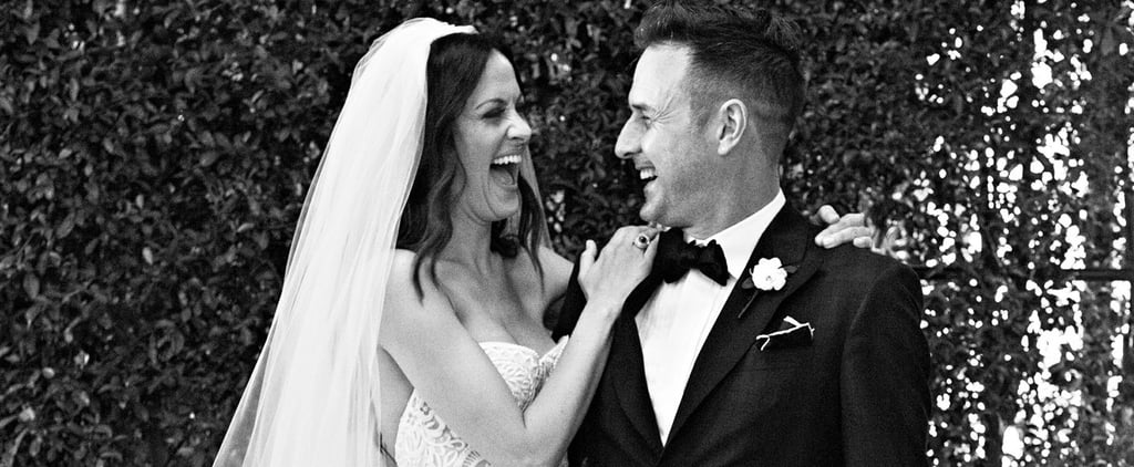 David Arquette Wedding Pictures April 2015