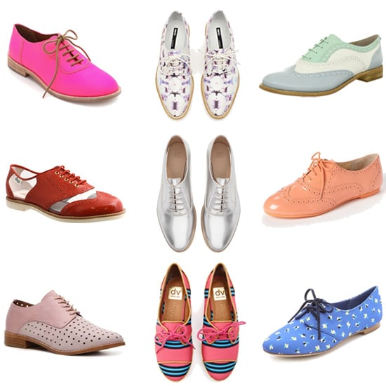 Best Flats | Oxford Shoes 2013 | POPSUGAR Fashion