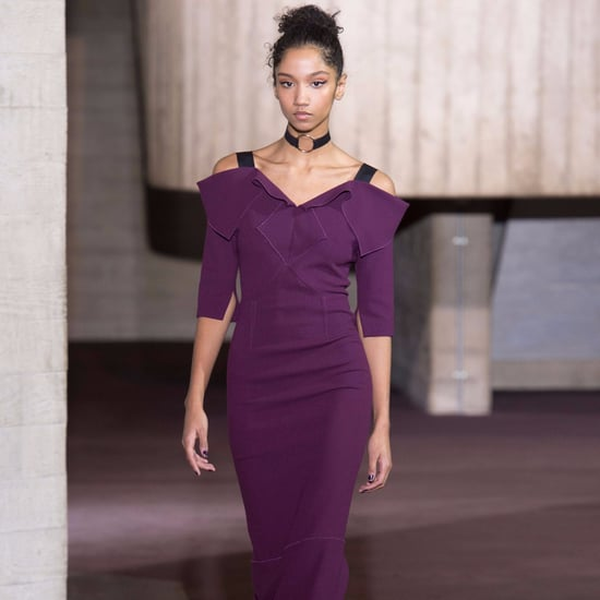 Roland Mouret Autumn/Winter 2017 at London Fashion Week