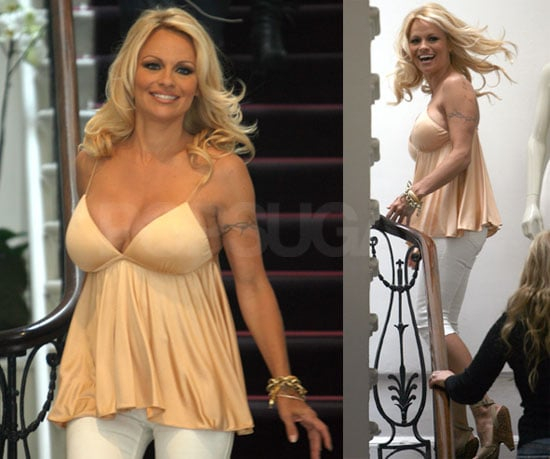 Pamela Anderson and Tommy Lee Are Back Together