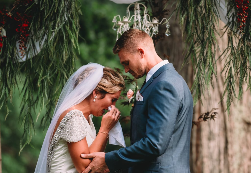 How This Bride's Grandfather Officiated Her Wedding — After He Passed Away