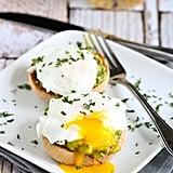 Chipotle Guacamole Eggs Benedict