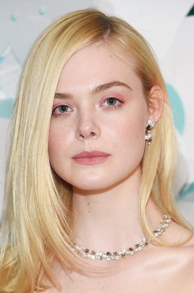 Light Blonde Hair Pale Skin Short