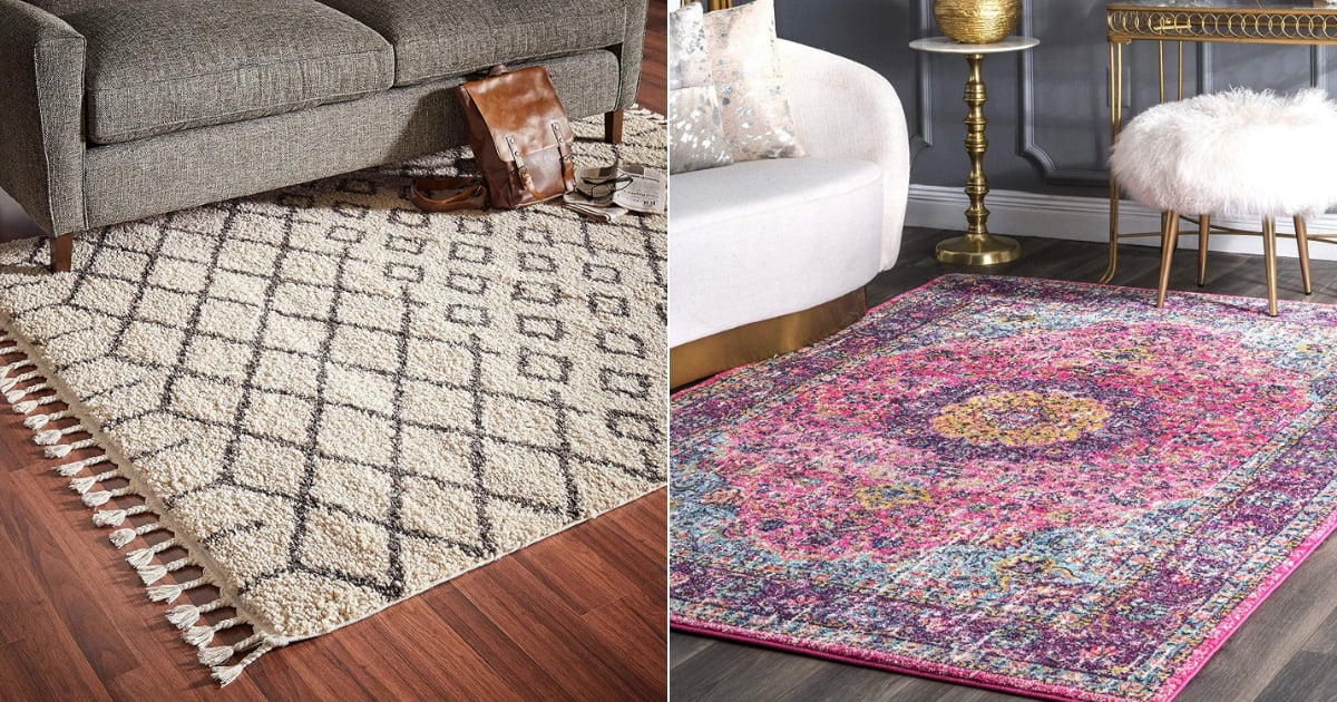 18 Stunning Area Rugs That Your Guests Will Always Compliment — All Under $350