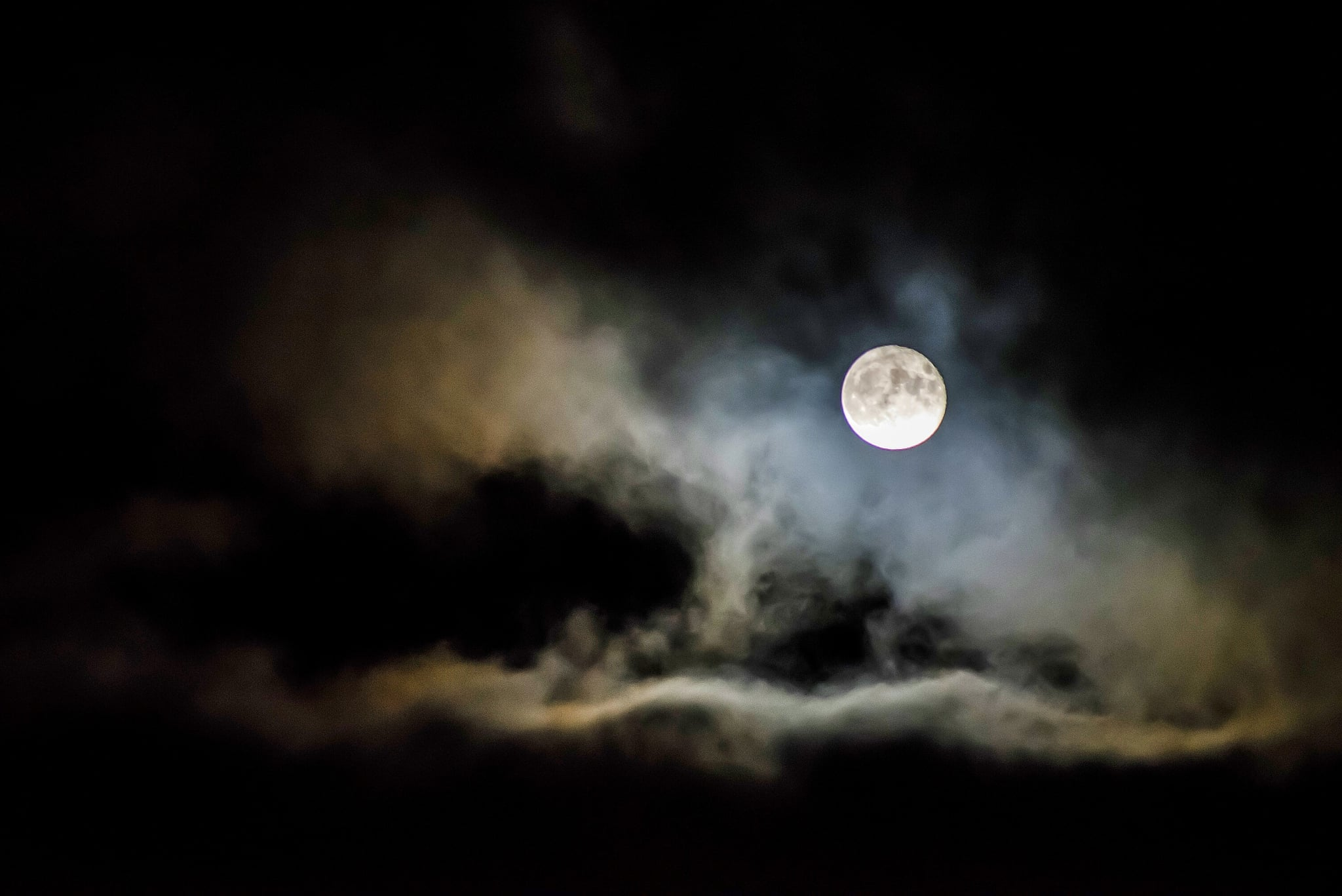 There Will Be A Blue Moon On Halloween This Year Popsugar Smart Living