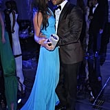 John and Chrissy got close on the dance floor during the amfAR Gala in Milan, Italy, back in September 2011.
