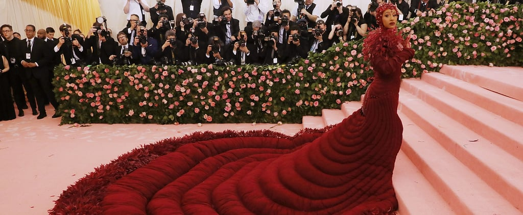 The Longest Met Gala 2019 Dress Trains - Photos