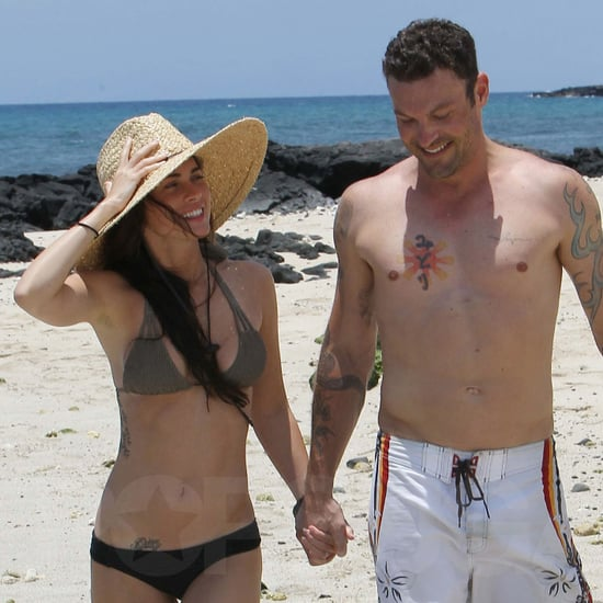 Celebrity Honeymoon Pictures