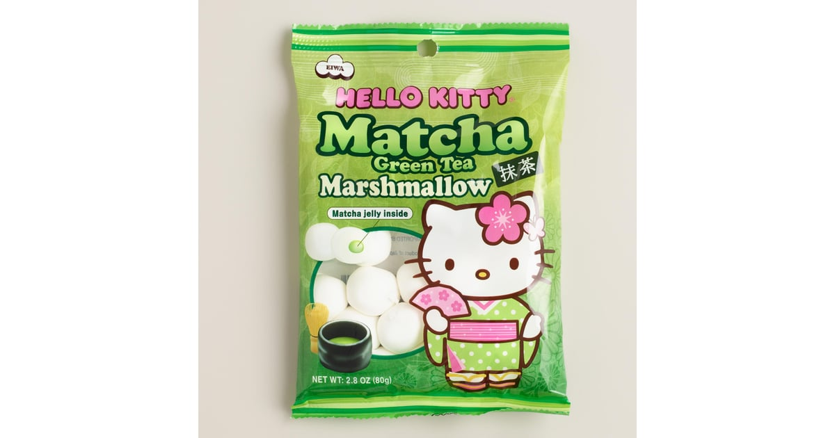 These Japanese Hello Kitty Marshmallows, Filled With -3246